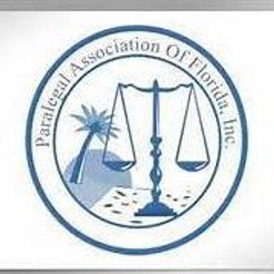 Paralegal Association of Florida, Inc. - Hillsborough County Chapter