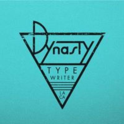 Dynasty Typewriter