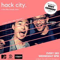 HACK CITY Comedy