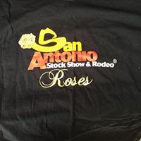 San Antonio Yellow Roses