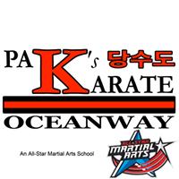 Pak's Karate Oceanway, an All-Star Martial Arts School