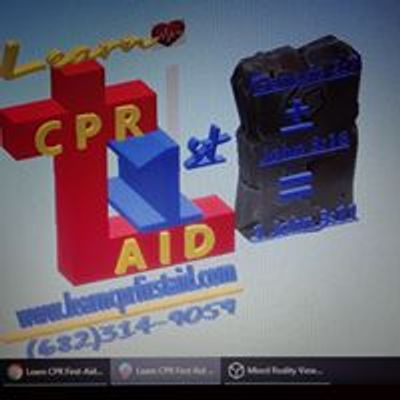 Learn CPR\/First-Aid