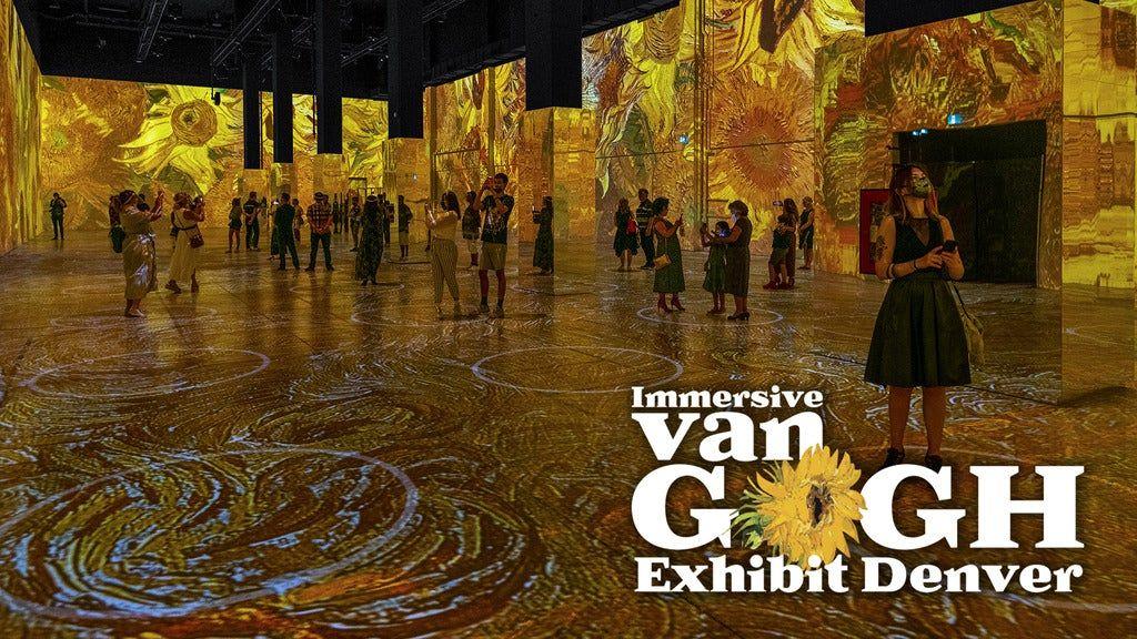 Immersive Van Gogh (Off-Peak)