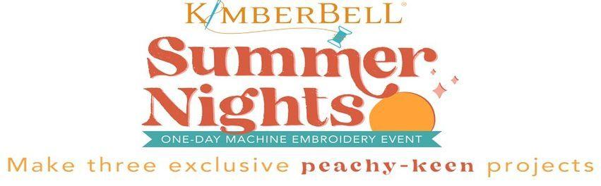 Kimberbell Summer Nights