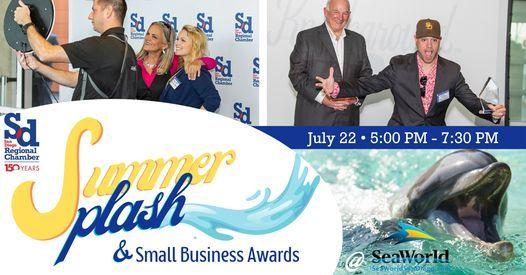 Summer Splash & Small Business Awards