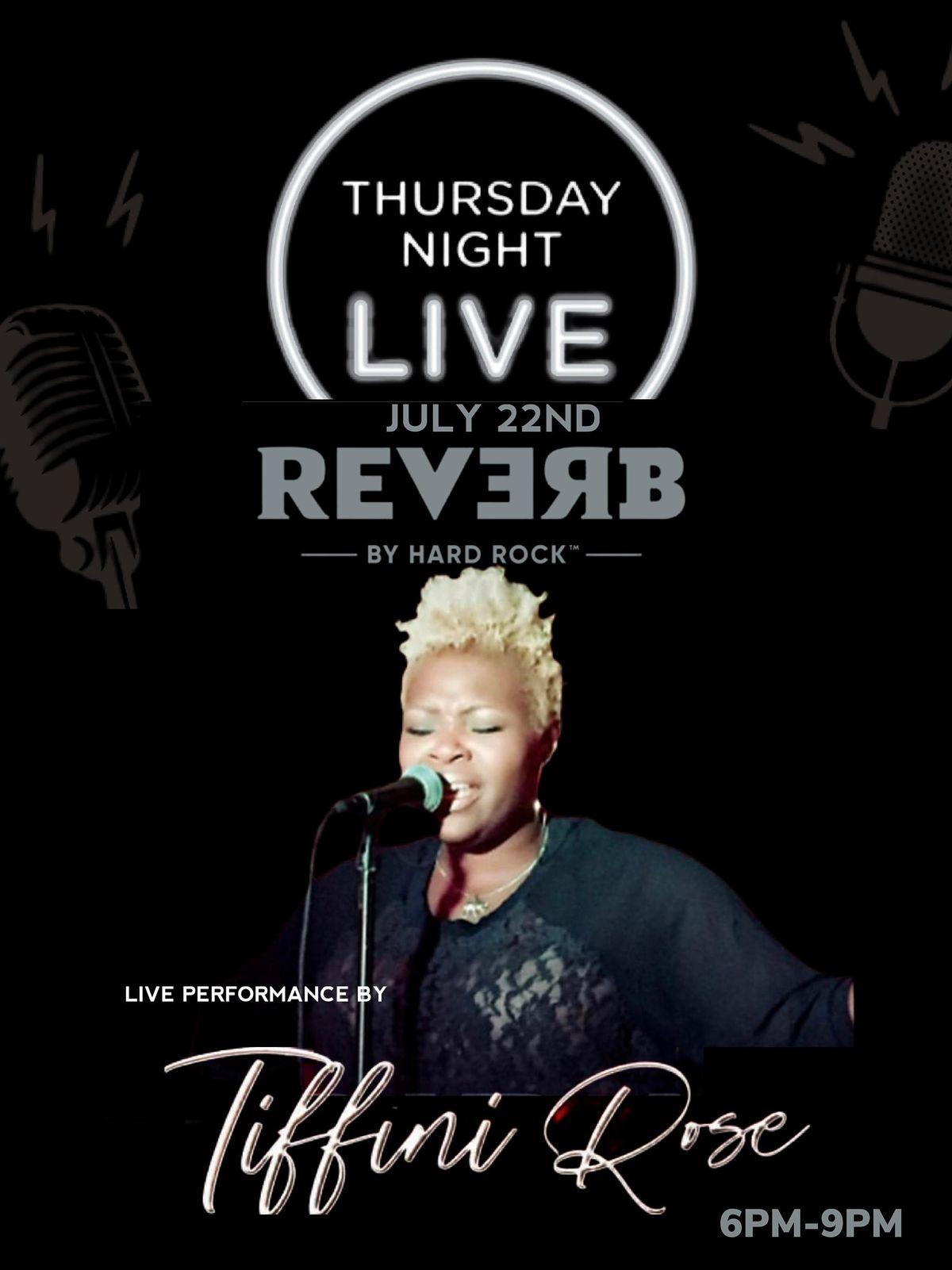 THURSDAY NIGHT LIVE @ REVERB
