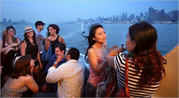 NYC Sunset Party  Cruise