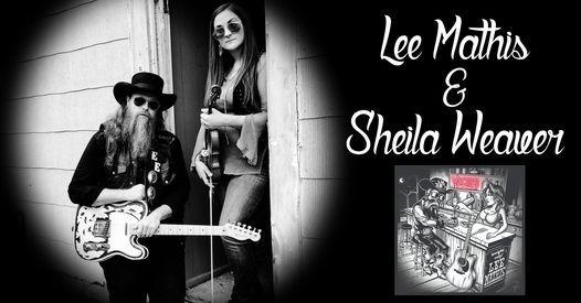 Lee & Sheila at Adair's Saloon