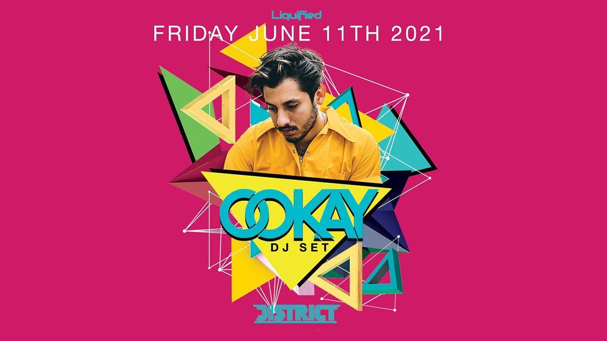 OOKAY    Friday June 11th 2021   District Atlanta