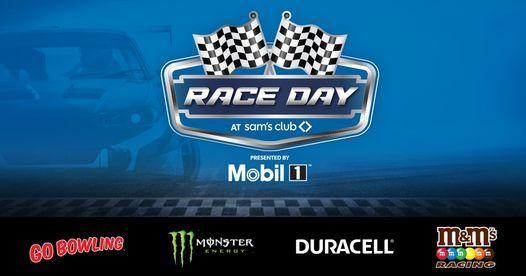 Race Day at Sam\u2019s Club