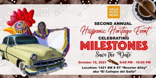 Celebrating Milestones during Hispanic Heritage