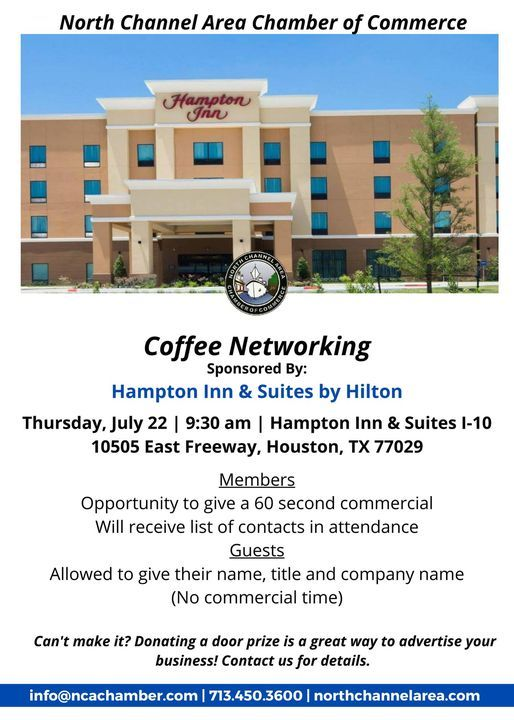 NCACC Coffee Networking