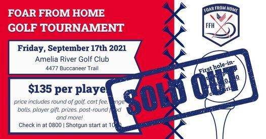 Foar From Home Golf Tournament