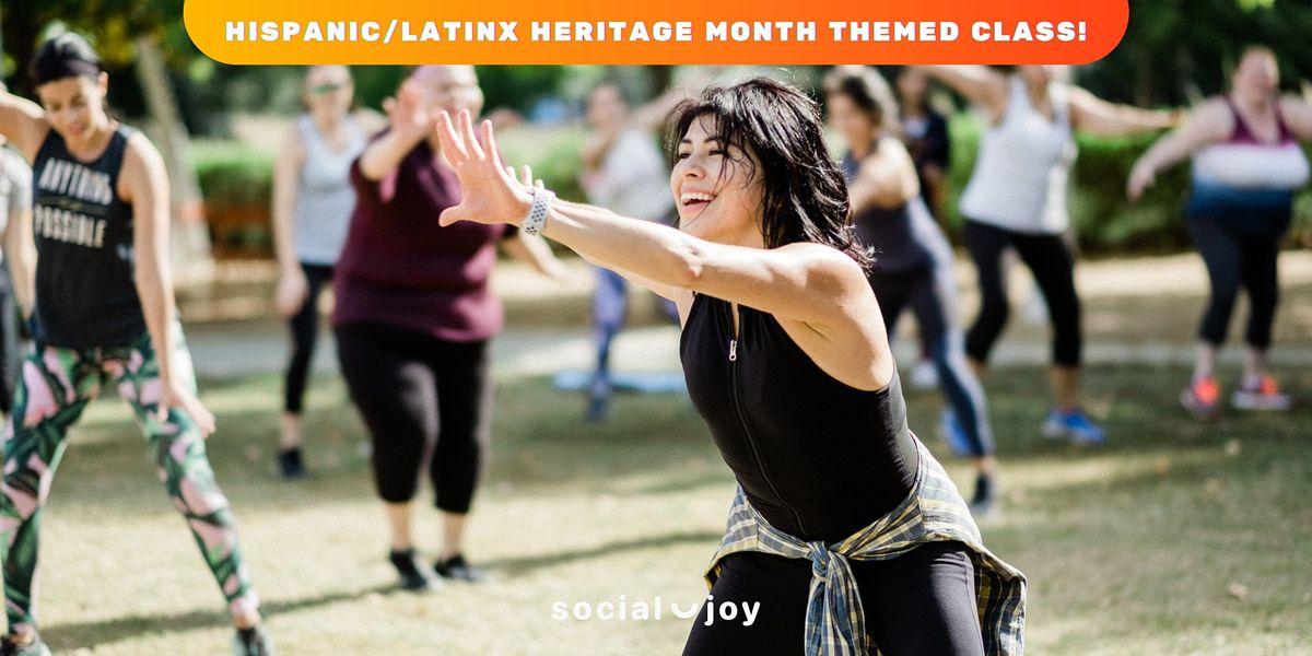 DANCE CARDIO: Fiesta Latina with Social Joy