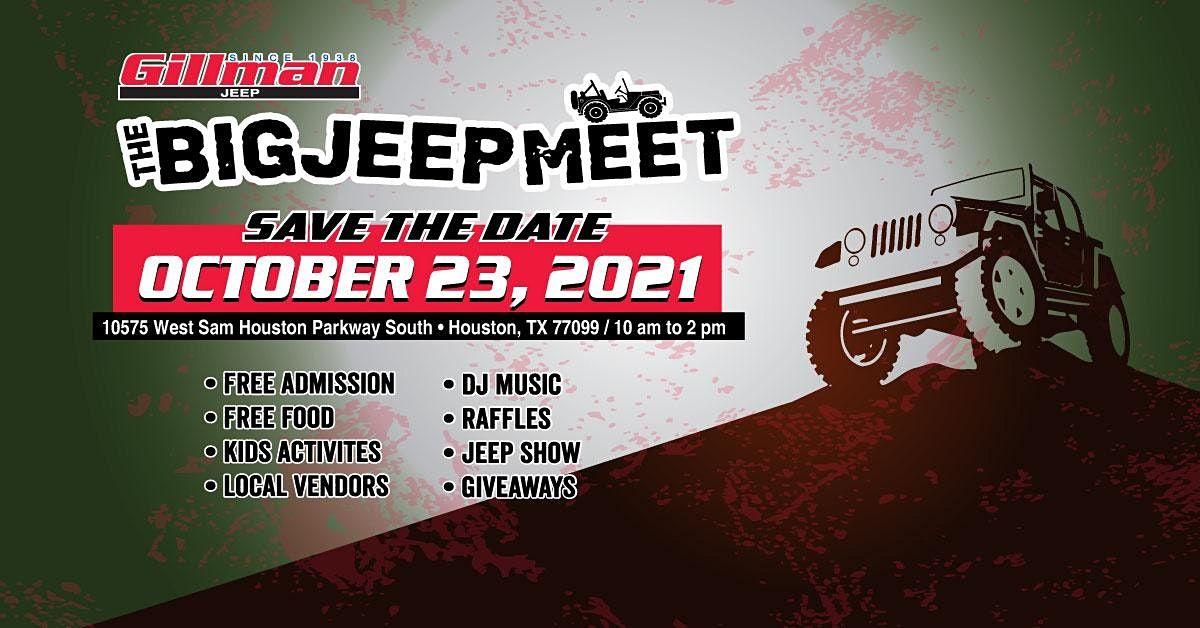 The Big Jeep Meet 3 at Gillman Jeep