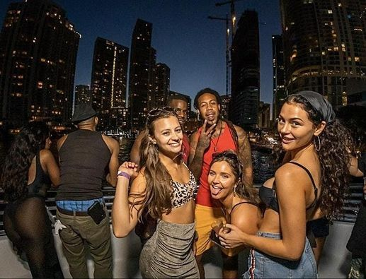 PARTY BOAT & BOOBY TRAP STRIP CLUB PARTY PACKAGE