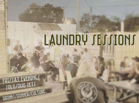Claire Vandiver Duo - Laundry Session