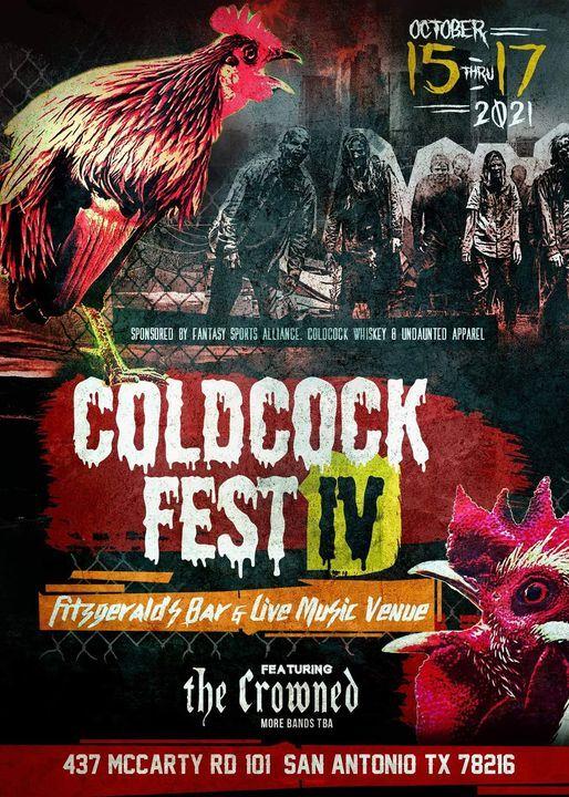 Coldcock Festival IV