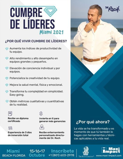Cumbre de Lideres Miami 2021