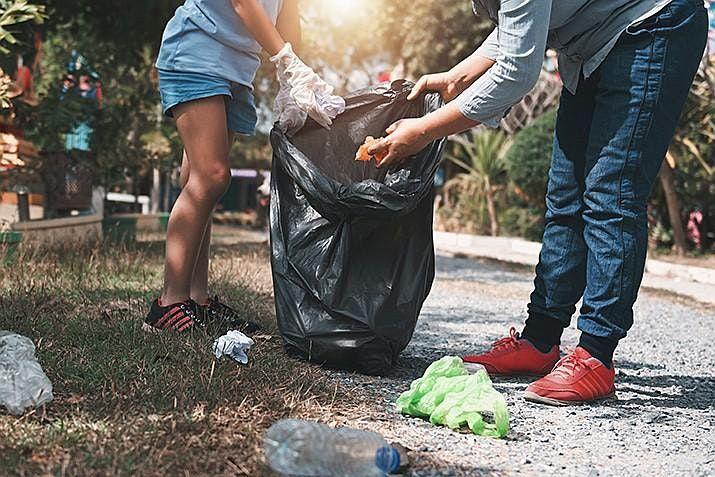 McArthur Park Trash Clean-Up