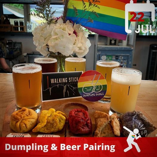 Dumpling and Beer Pairing with Karaoke