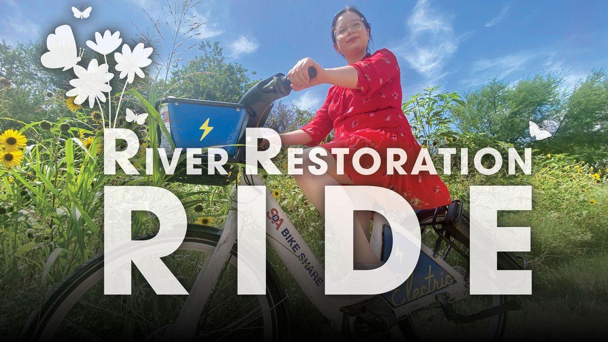 River Restoration Ride