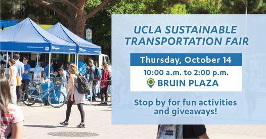 UCLA Sutainable Transportation Fair