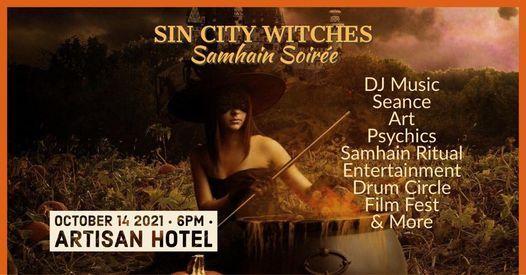 Samhain Soir\u00e9e at The Artisan