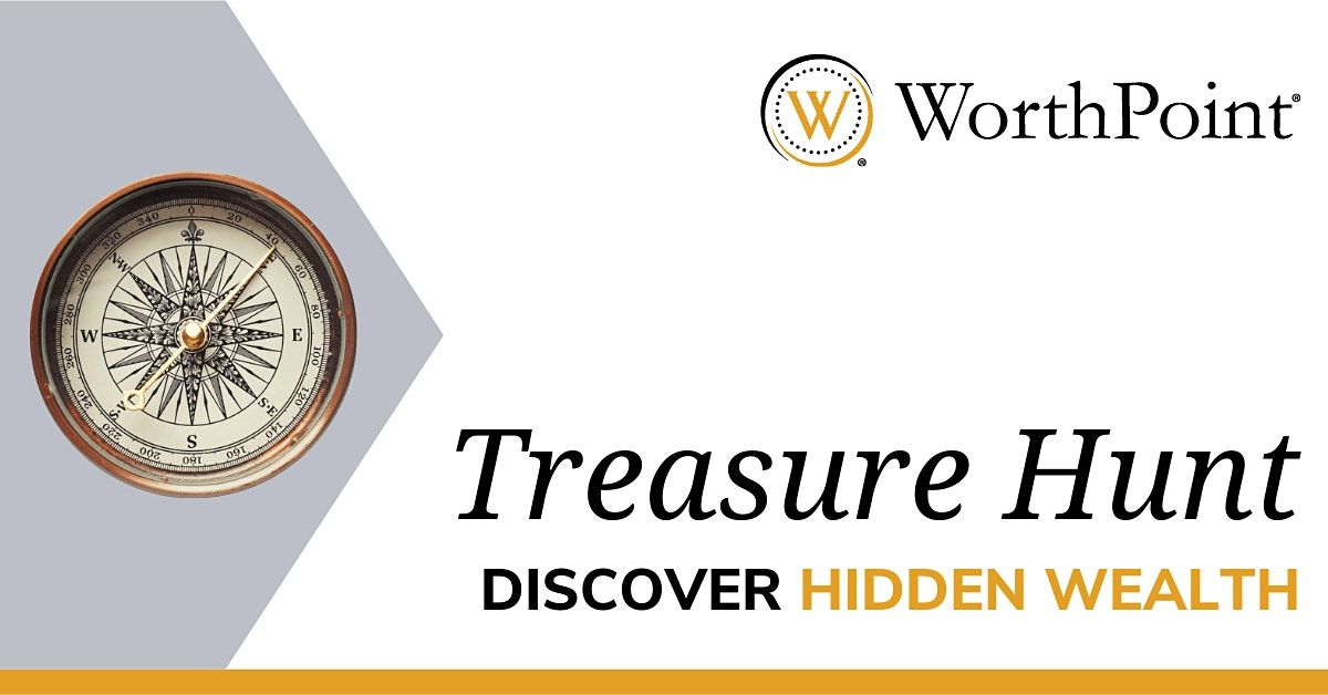 Treasure Hunt With WorthPoint in Atlanta - Scotts Antique Market