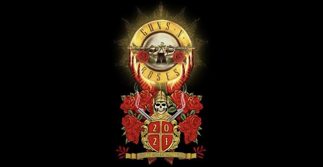 Guns Na\u2019 Roses 2021 Tour