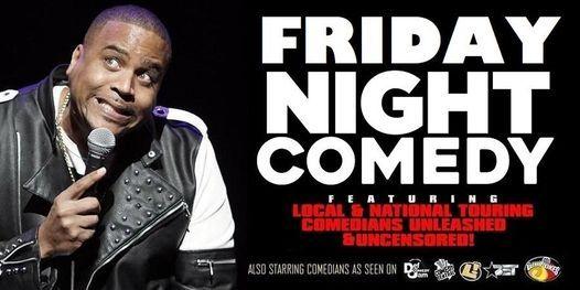 Funny Friday @ Oak Comedy Lounge