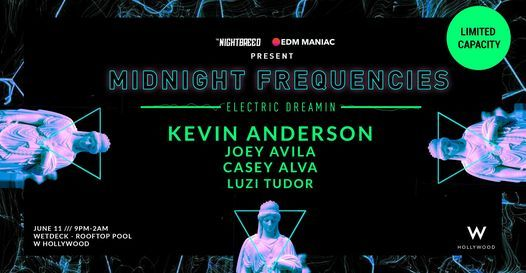 Midnight Frequencies: Kevin Anderson