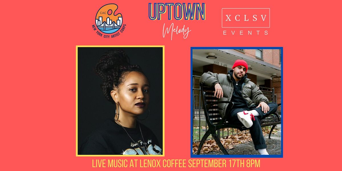Uptown Melody at Lenox Coffee