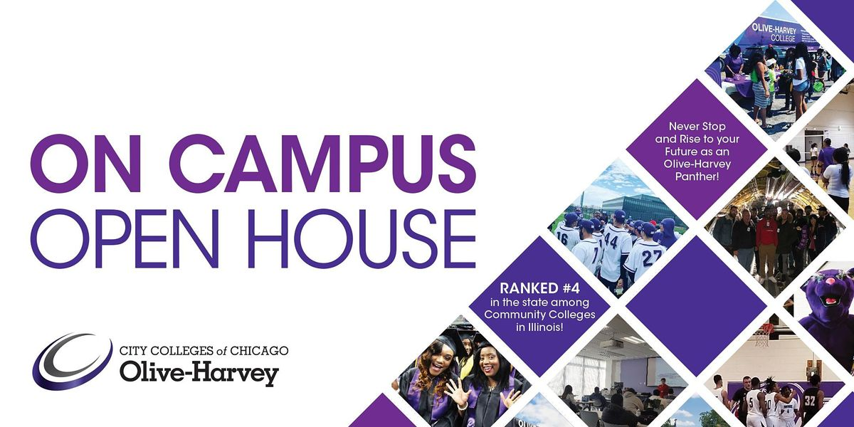 Olive-Harvey College Open House - on campus