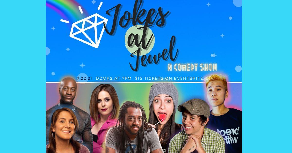 Jokes At Jewel