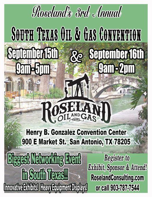 3rd Annual South Texas Oil & Gas Show