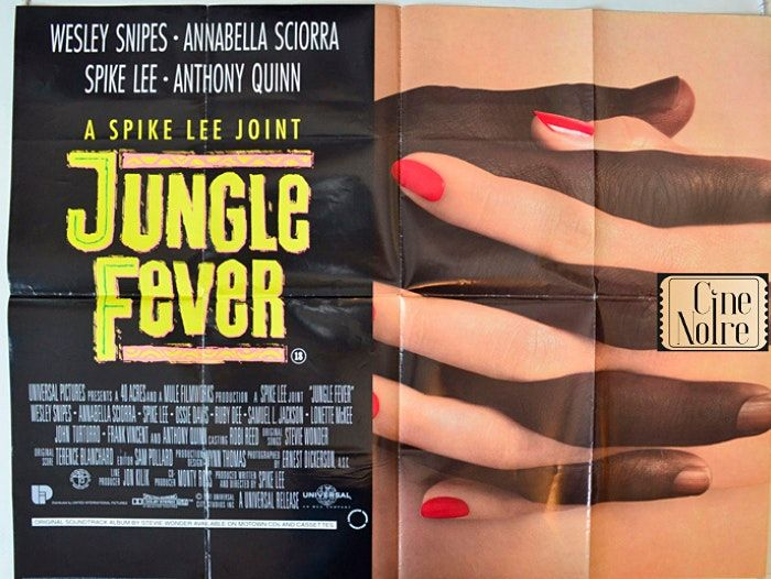 Cine Noire Presents \u2022 Jungle Fever \u2022 Open Air Cinema Experience \u2022