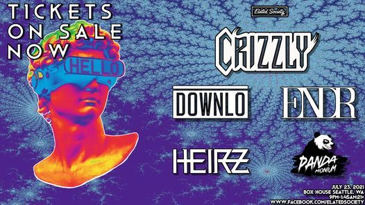 Elated Society Presents: Crizzly