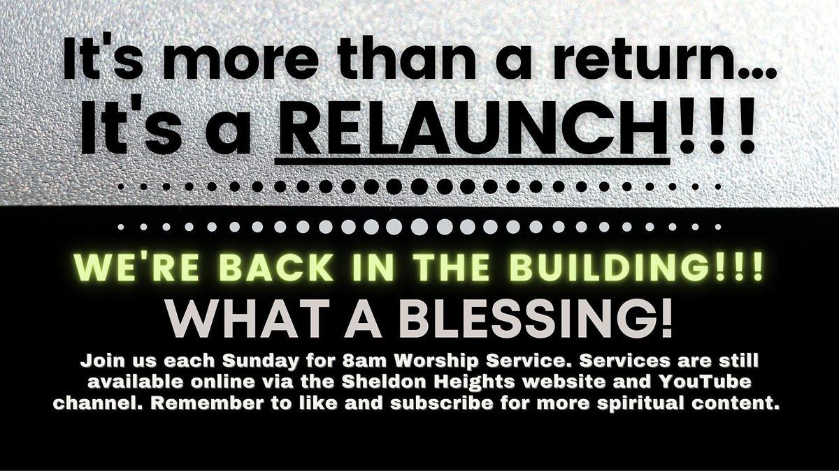 Sunday, July 25th 8am Worship Service