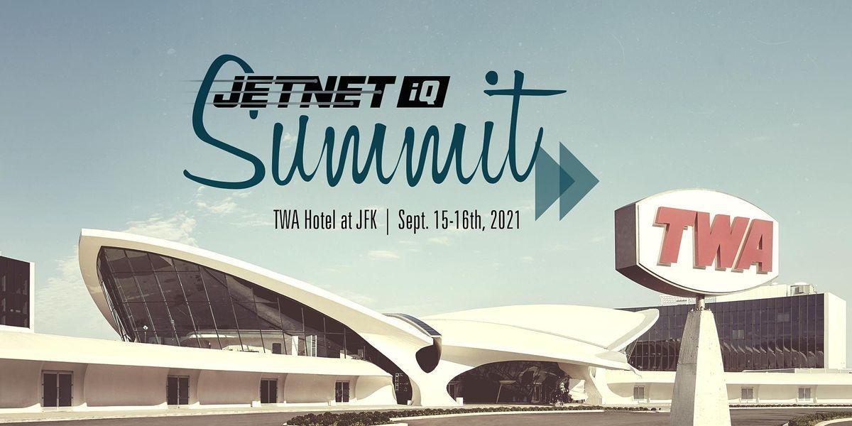 2021 JETNET iQ GLOBAL BUSINESS AVIATION SUMMIT