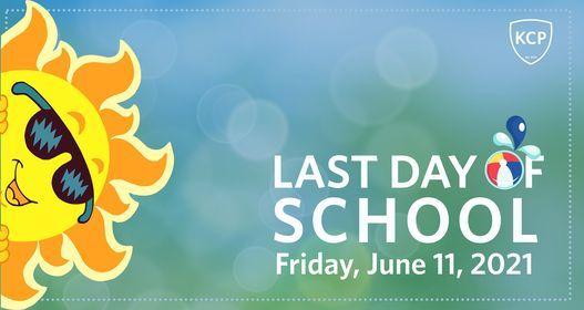 Last Day of School 2020-21
