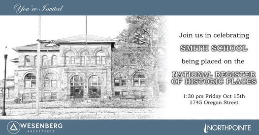 Smith School National Registry Listing Celebration