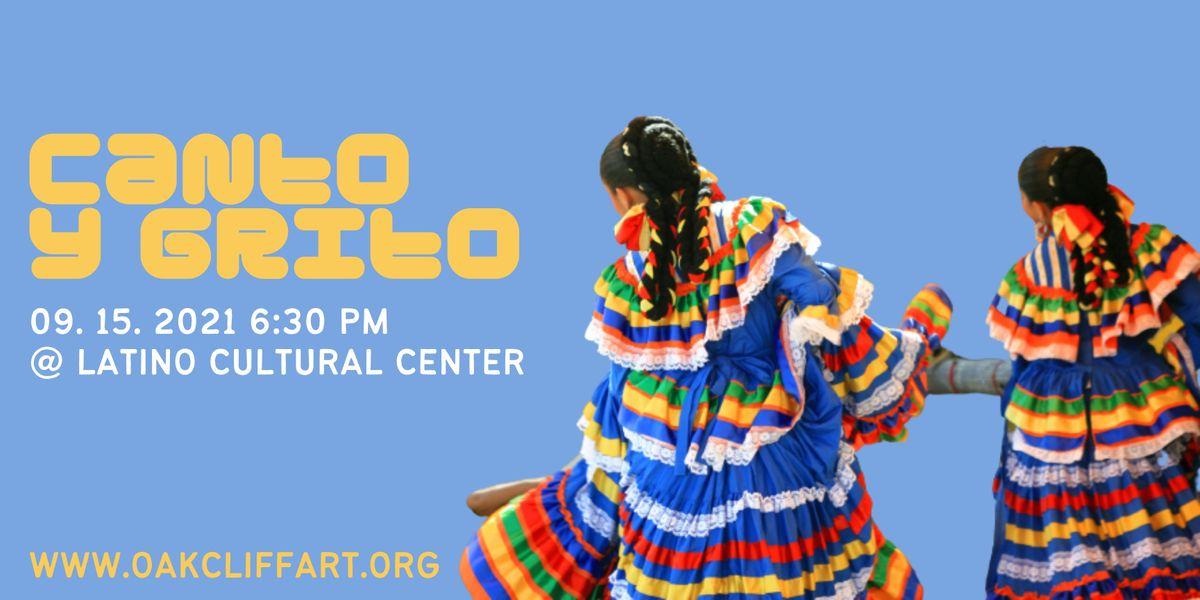 Canto y Grito - Celebrando Nat'l Hispanic Heritage Month