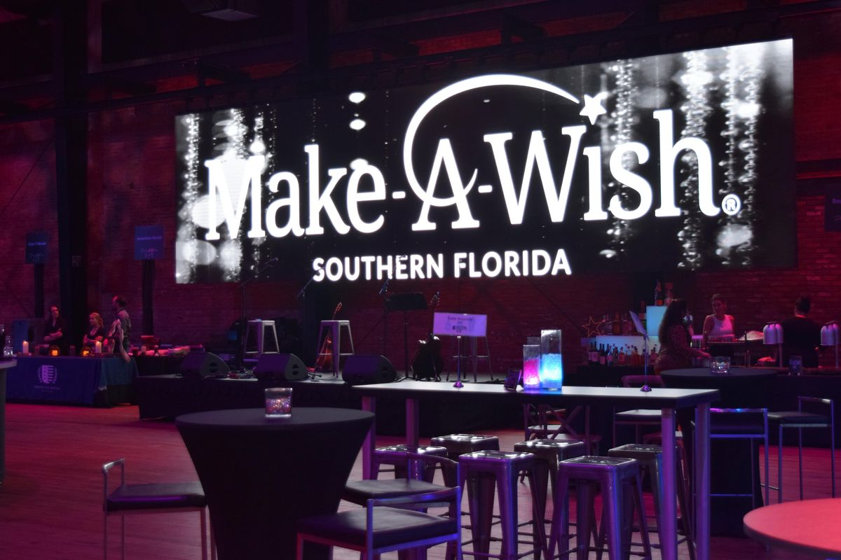 2021 Make-A-Wish Tampa Bay's Dishes and Wishes Event