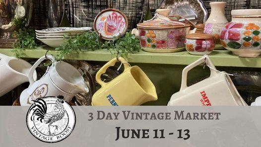 Vintage Roost \u2022 3 Day Vintage Market