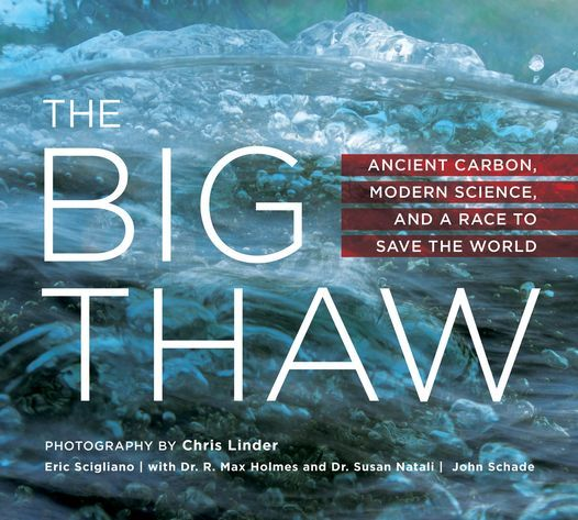 Three Degrees Affair | Eric Scigliano - The Big Thaw