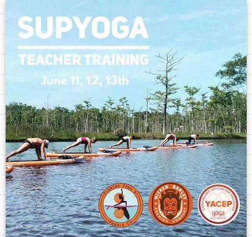 SUPyoga Teacher Training