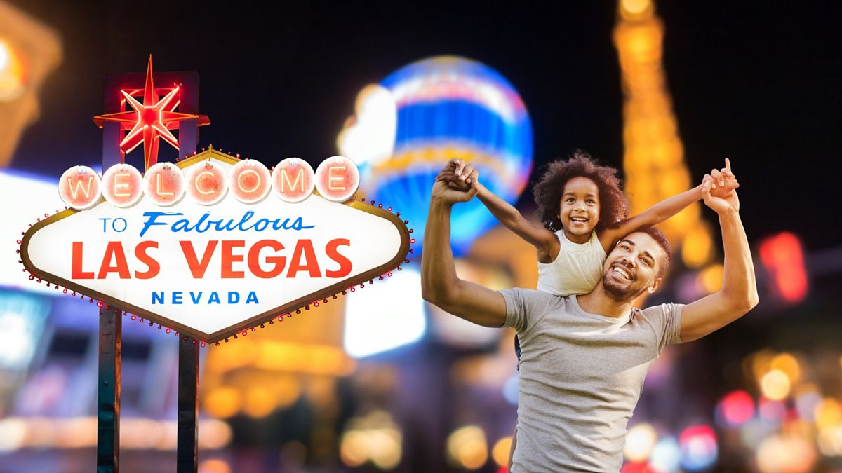 LITTLE MISS ALL THAT!  Daddy-Daughter Duo Kid-Friendly Las Vegas Experience
