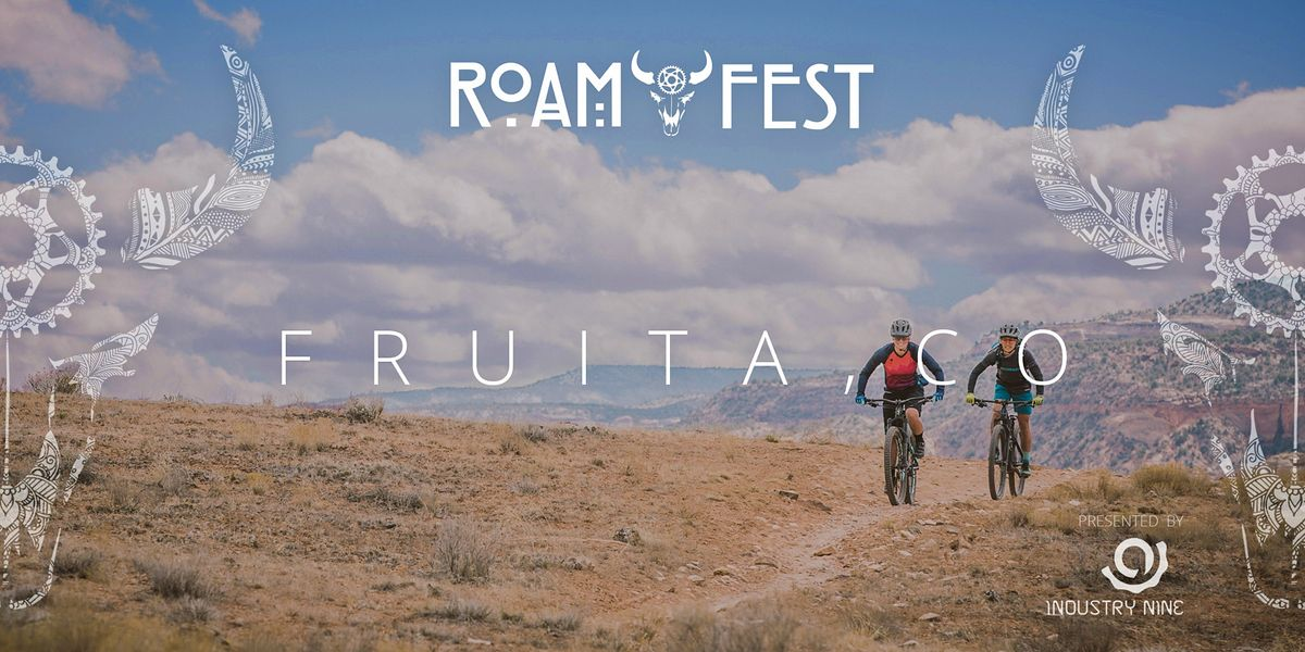 Roam Fest Fruita | A Women's MTB Festival