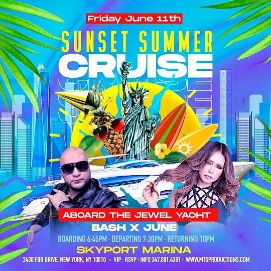 Sunset Summer Cruise